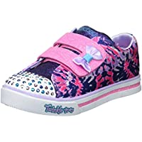 Skechers Kids Girls' Sparkle Glitz-Lil' Dazzle