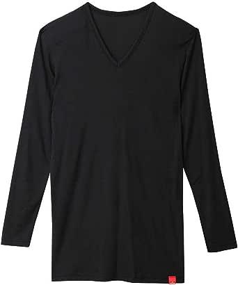 [グンゼ] インナーシャツ ホットマジック 柔らか温か Vネック9分袖 MH1909 メンズ