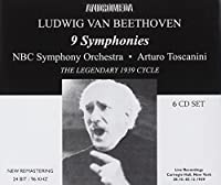 Ludwig van Beethoven: 9 Symphonies / Arturo Toscanini: The Legendary 1939 Cycle by Beethoven (2006-01-30)