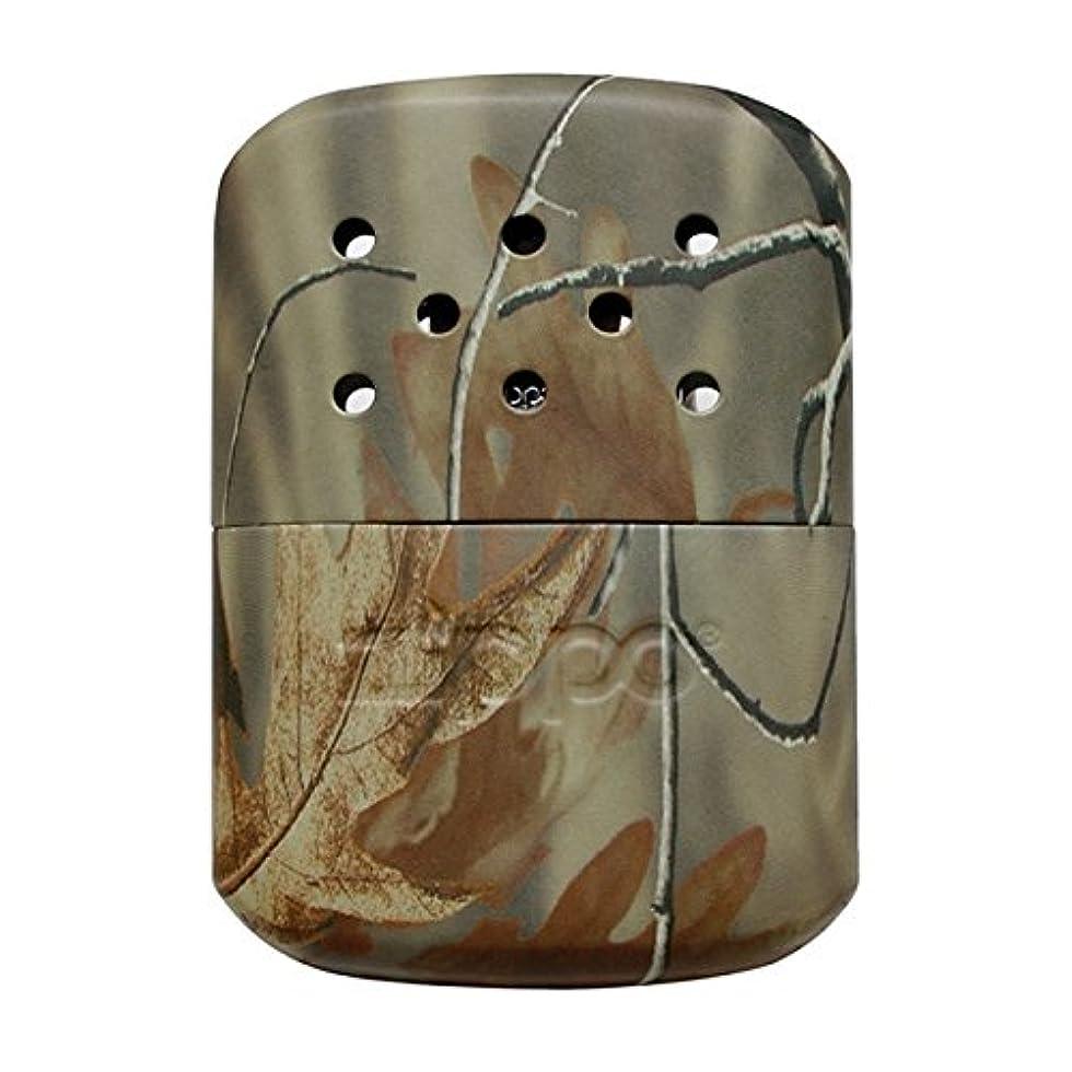 防衛まろやかな珍味ZIPPO カイロ ハンディウォーマー オイル充填式