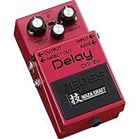 Boss DM-2W Delay Waza Craft Guitar Effects Pedal [並行輸入品]