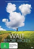 Walt Before Mickey   NON-USA Format   PAL   Region 4 Import - Australia【DVD】 [並行輸入品]