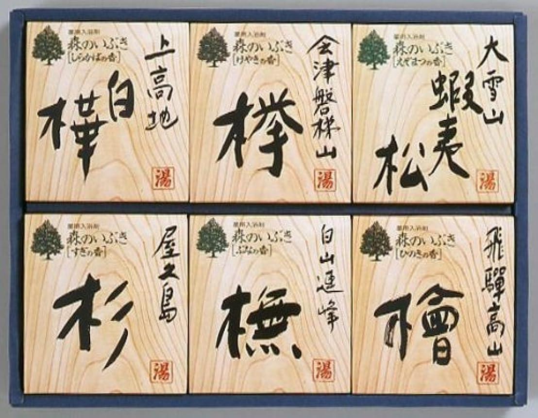 苦悩泥棒アンソロジー森のいぶきギフトセット HMI20 [医薬部外品]