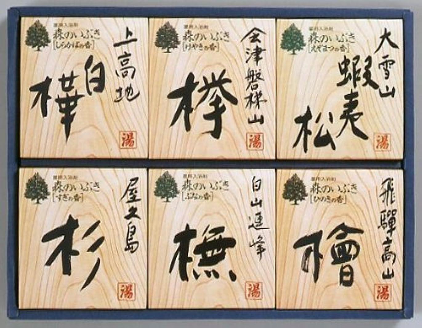 ツール枝ブレース森のいぶきギフトセット HMI20 [医薬部外品]