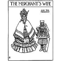 THE MERCHANTS WIFE AND THE MERCHANT HEATH ROBINSON ART PRINT POSTER ロビンソンアートプリントポスター