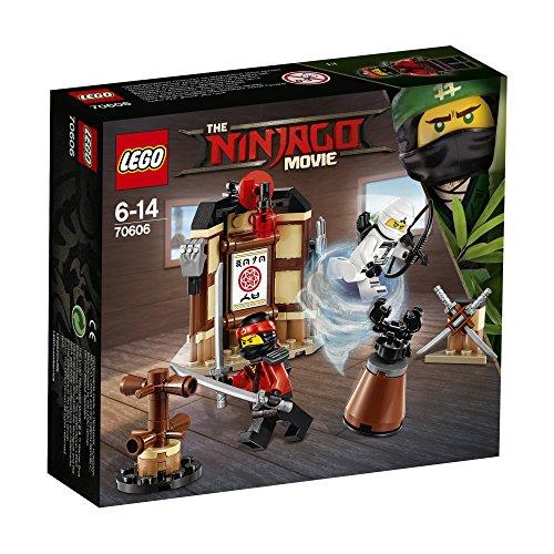 レゴ(LEGO)ニンジャゴー スピン術トレーニング道場 70606