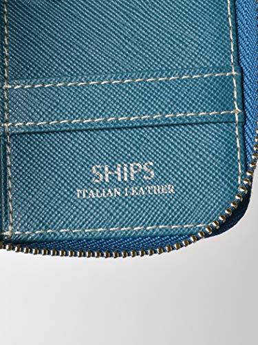 SHIPS(シップス)『SAFFIANOLEATHERキーケース』
