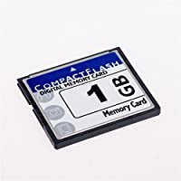 fengshengda 1GBコンパクトフラッシュメモリカード速度Up To 50MB / s、frustration-free packaging- sdcfhs-1g-affp ( 1g )