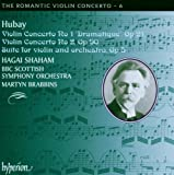 Violin Concerto No. 1 'dramatique ' Op.21 Violin C
