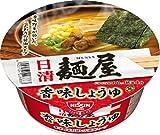 日清 麺屋 香味しょうゆ 73g×12個