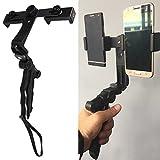 k-outdoor スマートフォン カメラ スタビライザー 携帯ホルダー カメラスタンド ハンドヘルド 手振れ防止 手持ち型
