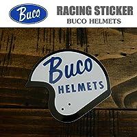 Racing Sticker BUCO ブコステッカー シール デカール