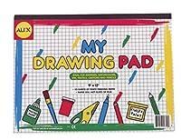アレックス alex my drawing pad pack of 2 並行輸入品 アレックス