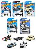 ホットウィール(Hot Wheels) ベーシックカー アソート Lmix 【ミニカー36台入り BOX販売】 98FL-C4982