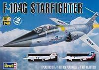 レベルモノグラム 85-5324 1/48 F-104G スターファイター RCAF [並行輸入品]