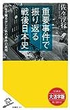 【大活字版】重要事件で振り返る戦後日本史 日本を揺るがしたあの事件の真相 (SB新書)