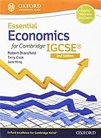 Essential Economics for Cambridge Igcserg (Cie Igcse Essential)