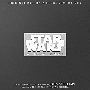 STAR WARS: A NEW HOPE (SOUNDTRACK) [3LP BOX] (40TH ANNIVERSARY) [12 inch Analog]