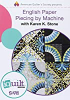 English Paper Piecing by Machine [DVD]