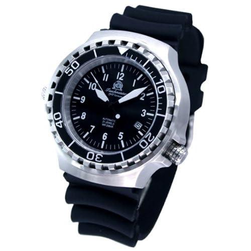 [トーチマイスター1937]Tauchmeister1937 腕時計 ドイツ製重厚200M防水ダイバーズ 自動巻 T0251 (並行輸入品)