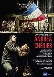 ジョルダーノ : オペラ《アンドレア・シェニエ》 / ユシフ・エイヴァゾフ & アンナ・ネトレプコ、ミラノ・スカラ座管弦楽団 (Giordano : Andrea Chénier / Anna Netrebko & Yusif Eyvazov, Teatro alla Scala) [DVD] [Import] [日本語帯・解説付き] [Live]