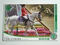 オーナーズホース06【ノーマル/白】OH06-H094タイキエニグマ≪2013OWNERS HORSE/サラブレッドロワイヤル03≫