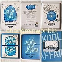 防弾少年団 BTS 公式 DVD SKOOL LUV AFFAIR SPECIAL ADDITION リパケ トレカ 全員 ver★ジョングク ジミン ジン J-HOPE ユンギ V RM
