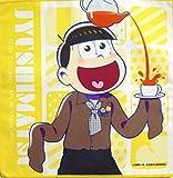 おそ松さん セガコラボカフェ 限定 マイクロファイバータオル 十四松 等身 カフェver