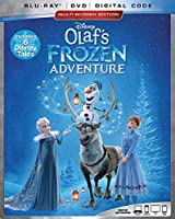 Olaf's Frozen Adventure Plus 6 Disney Tales [Blu-ray]