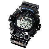 カシオ CASIO Gショック ジーショック G-SHOCK GWX-8900-1 海外モデル G-LIDE Gライド'12 夏モデル タフソーラー 世界6局受信 電波対応 ブラック 黒  メンズ 腕時計 【逆輸入品】