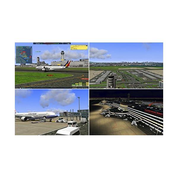 テクノブレイン ぼくは航空管制官4羽田2の紹介画像9