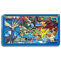 Showa Note Pokemon XY Pencils 12 Colours 690 727 001