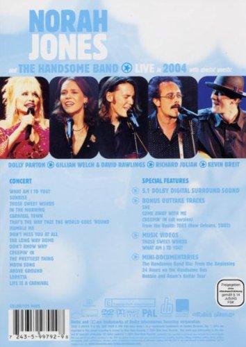 Norah Jones Live in 2004 [DVD] [Import]