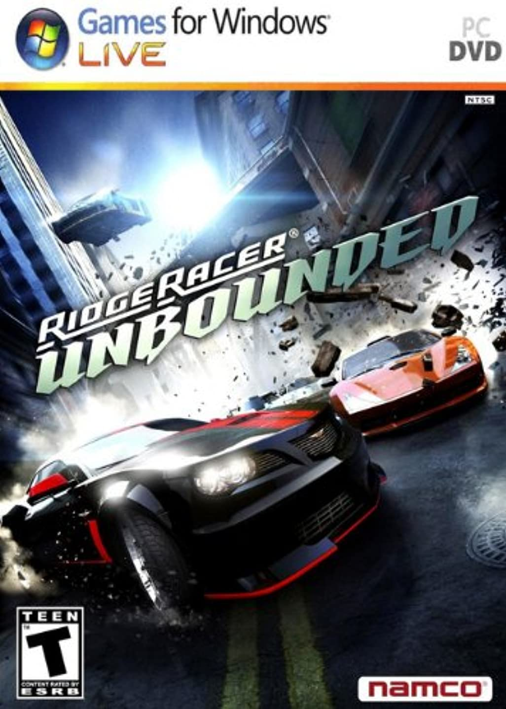 Ridge Racer: Unbounded Limited Edition (PC) (輸入版)