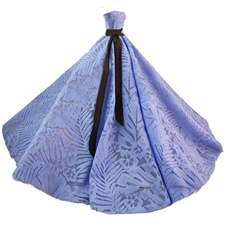 ゴシレ [Gosear] 紫色の豪華な妖精の女の子人形おもちゃパーティードレスウェディングドレス衣装人形アクセサリーバービー玩具子供の女の子の誕生日プレゼント