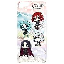 宝石の国 キャラクターズ iPhoneケース