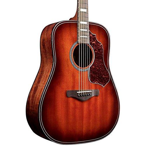 Ibanez アイバニーズ AVD4VMS Artwood Vintage Dreadnought アコースティックギター Vintage Mahogany Sunburst アコースティックギター アコギ ギター (並行輸入)