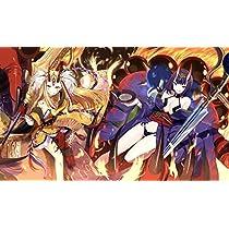 白詰草 Fate/grand order プレイマット 【COMIC1☆11】『酒呑童子&茨木童子/illust:東西』