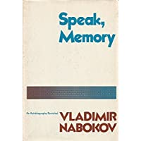 Speak Memory an Autobiography By Vladimir Nabokov