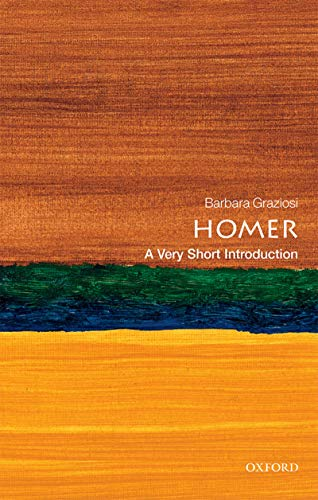 Homer: A Very Short Introduction (Very Short Introductions) (English Edition)