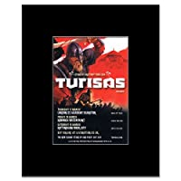 TURISAS - UK Tour 2011 Mini Poster - 13.5x10cm