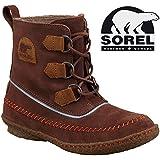 SOREL(ソレル)JOPLIN II ジョップリン 女性用 スノーブーツ 防寒靴 NL1945 256Tobacco