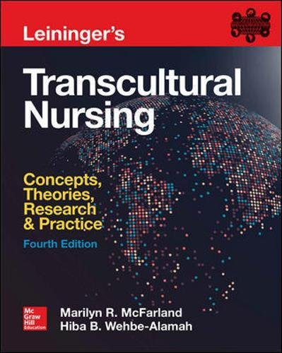 Download Leininger's Transcultural Nursing: Concepts, Theories, Research & Practice, Fourth Edition 007184113X