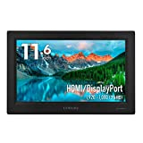 【Amazon.co.jp 限定】センチュリー 11.6インチHDMIマルチモニター plus one Full HD LCD-11600FHD2_FP