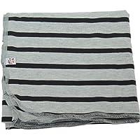 Steele Stripe Cocoon Swaddling Blanket by Westcoast Baby