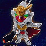 なりきり仮面ライダー鎧武/ガイム5 5:仮面ライダー鎧武/ガイム 極アームズスイング バンダイ ガチャポン