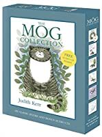 The Mog Collection (Books & Audio CD)