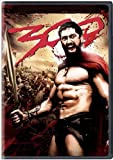 300 (2 Disc Special Edition) [2007] [DVD] by Gerard Butler