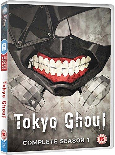 東京喰種トーキョーグール 第1期 コンプリート DVD-BO...