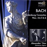 Bach:Brandenburg Concertos 4